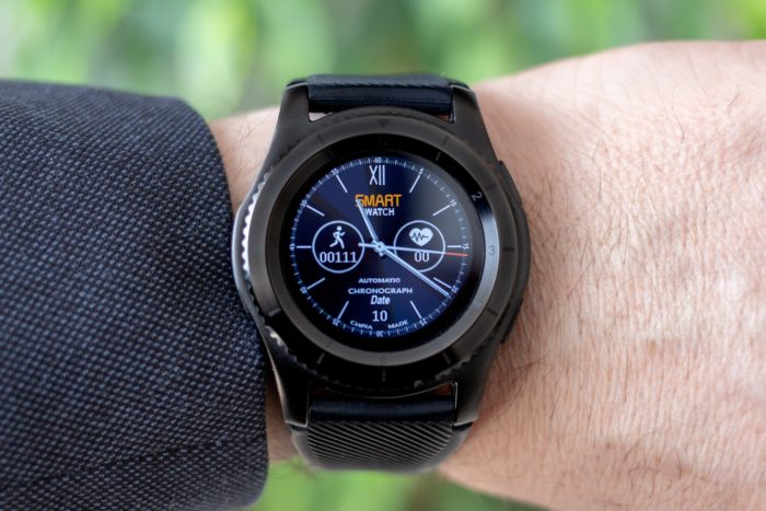 Picture of smart watch